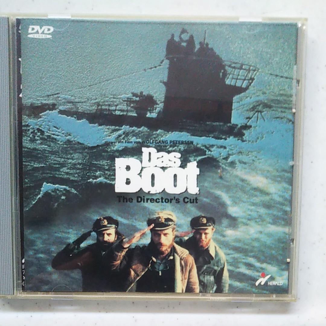 U-ボート  ディレクターズ-カット DVD