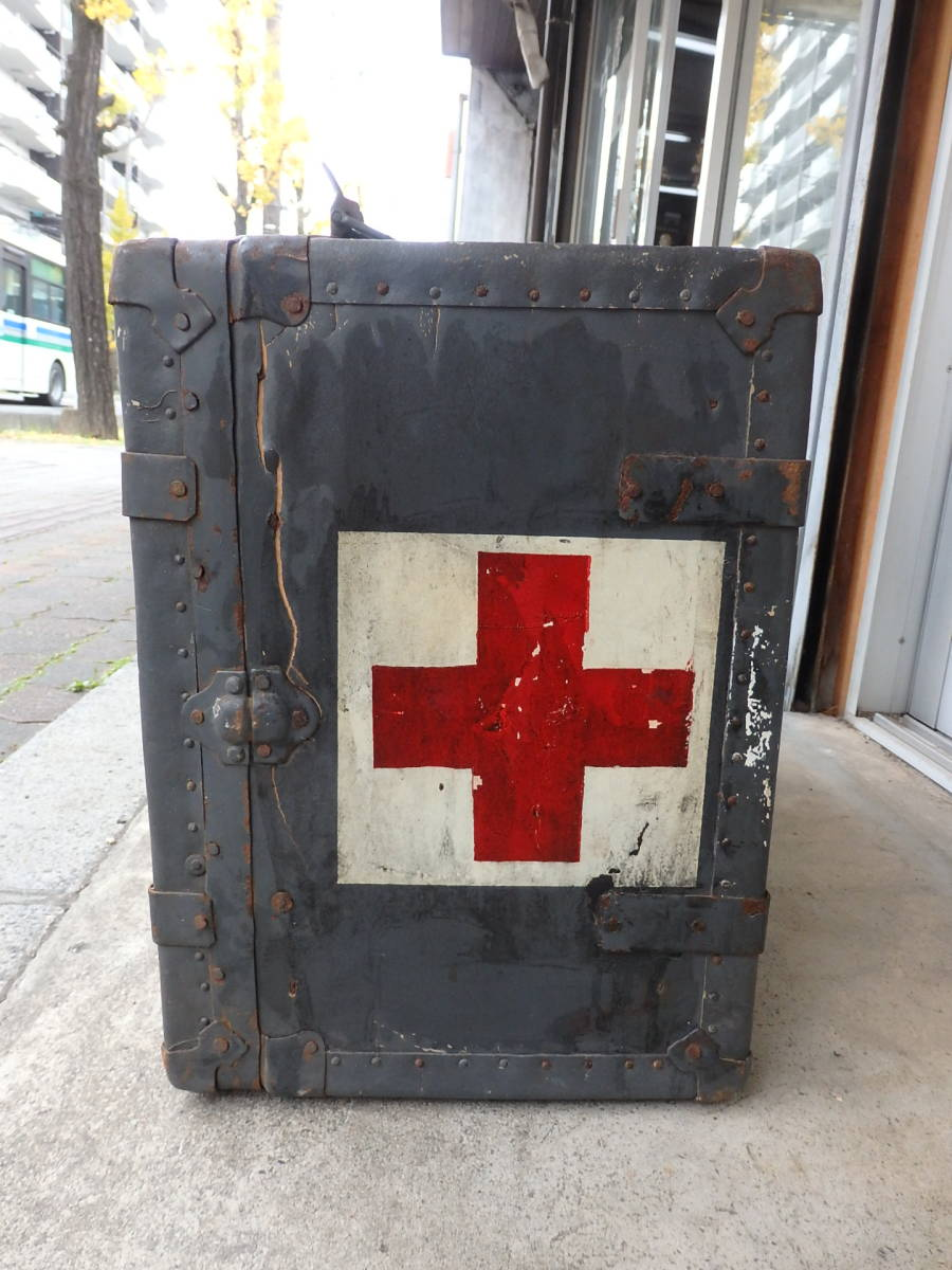 日本軍関係//『應急医療箱 1個』_画像3