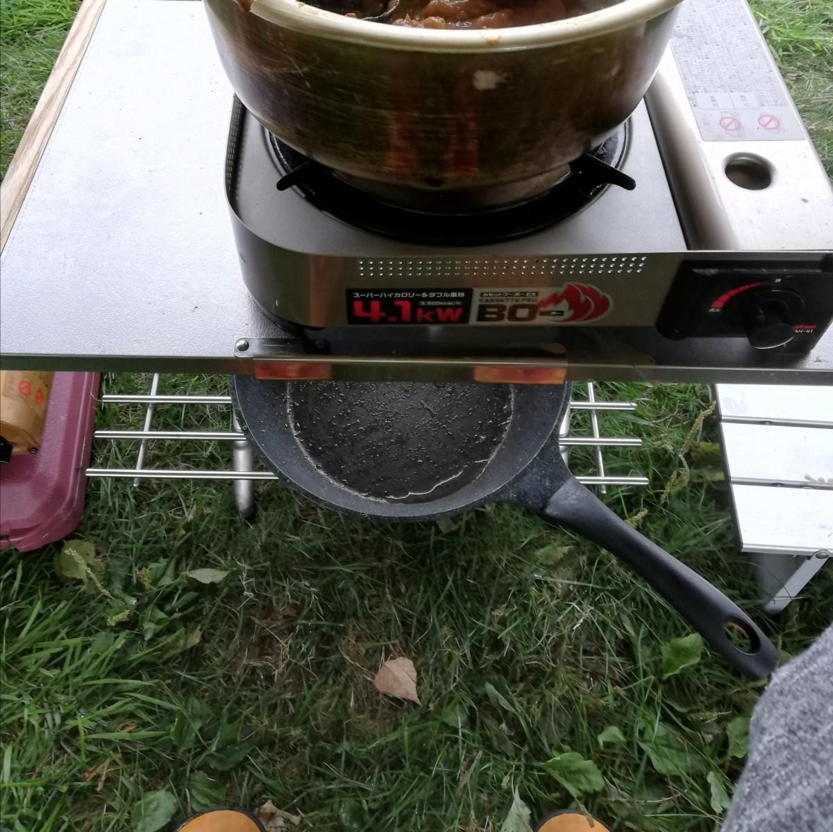 ユニフレーム 焚火テーブル 用 ステンレスラック カスタムパーツ 焚き火テーブル