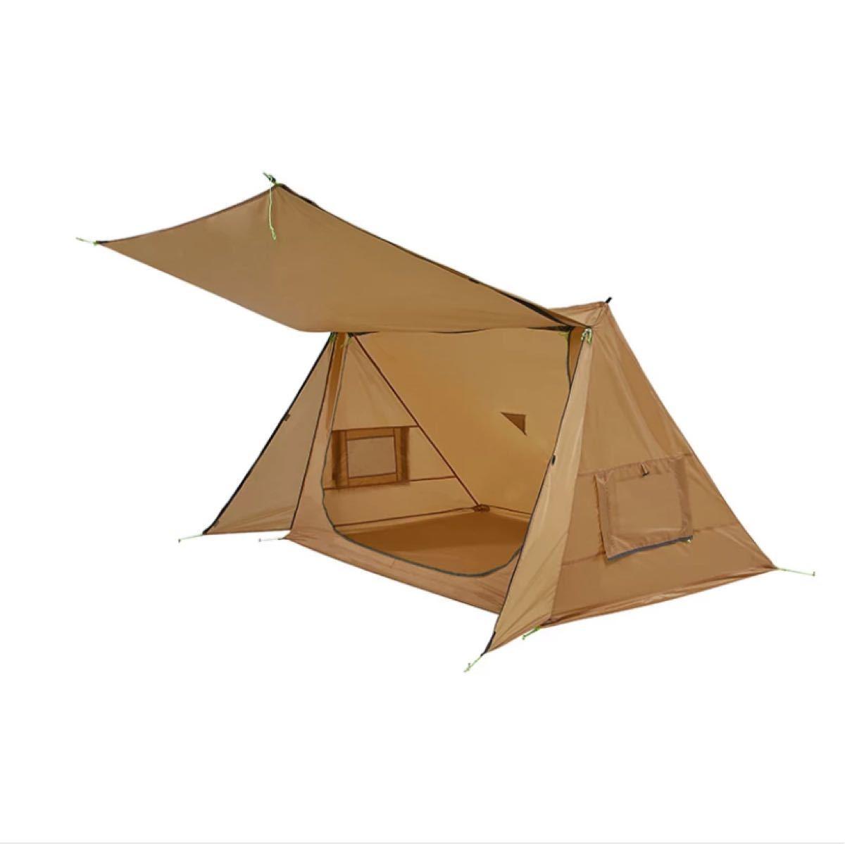 テント 1〜2人用 日本未発売