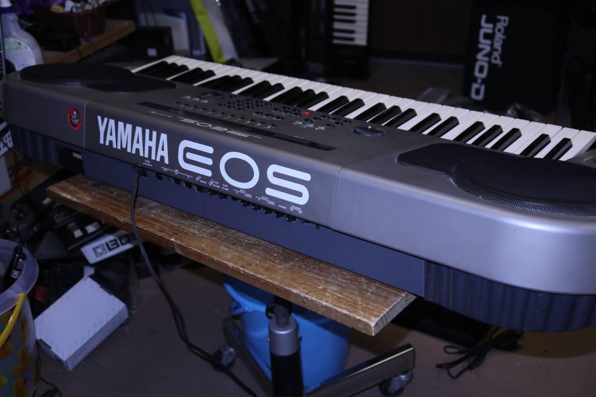 YAMAHA EOS B500_画像10