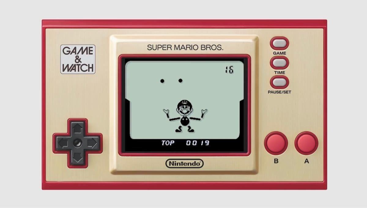ゲーム&ウォッチ【新品・未使用】任天堂 35周年
