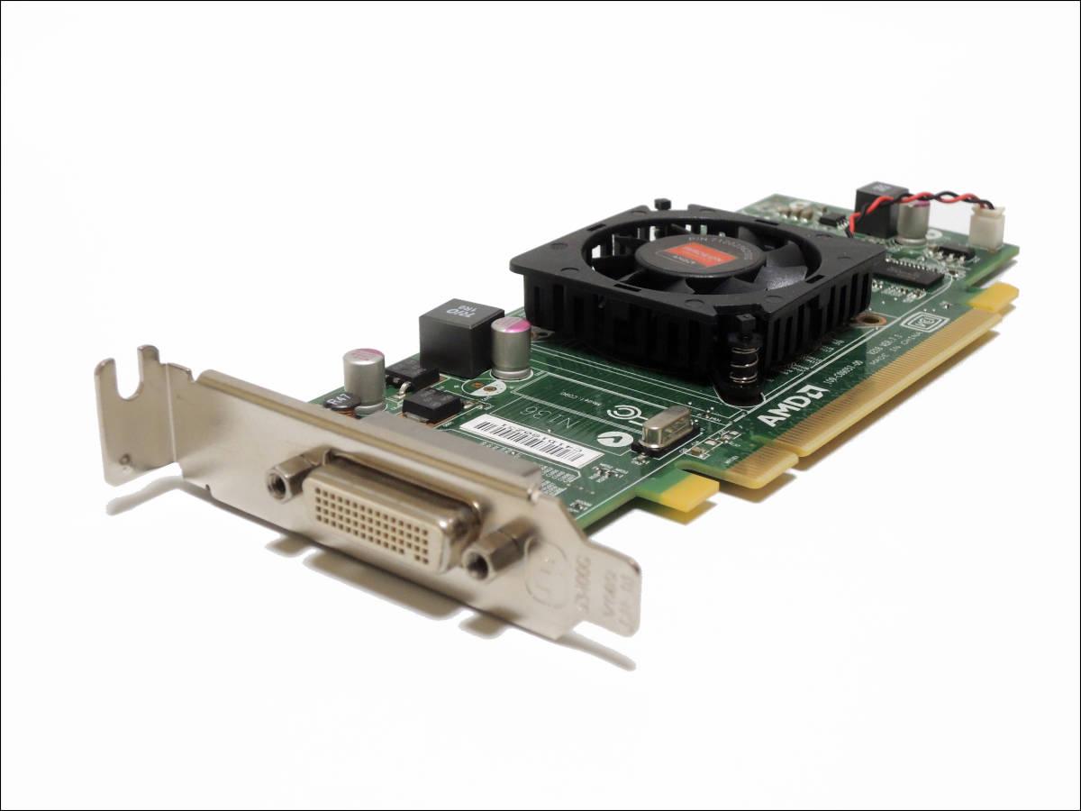 AMD ビデオカード AMD Radeon HD5450 512MB DMS-59 #8048_画像2