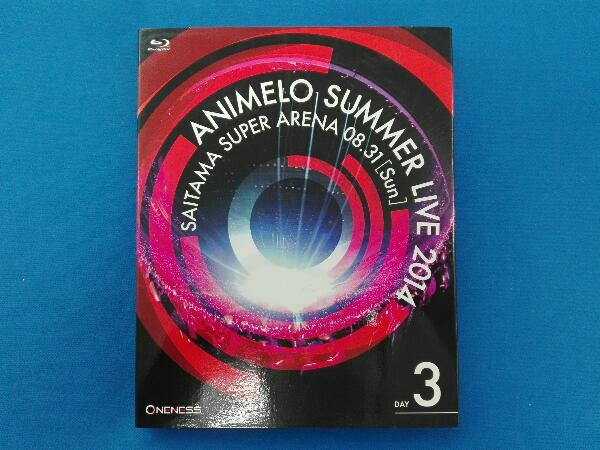 Animelo Summer Live 2014-ONENESS-8.31(Blu-ray Disc)_画像1