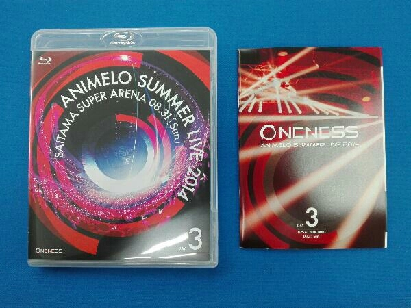 Animelo Summer Live 2014-ONENESS-8.31(Blu-ray Disc)_画像2