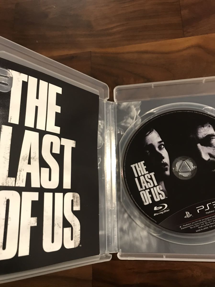 ラストオブアス PS3ソフト 中古