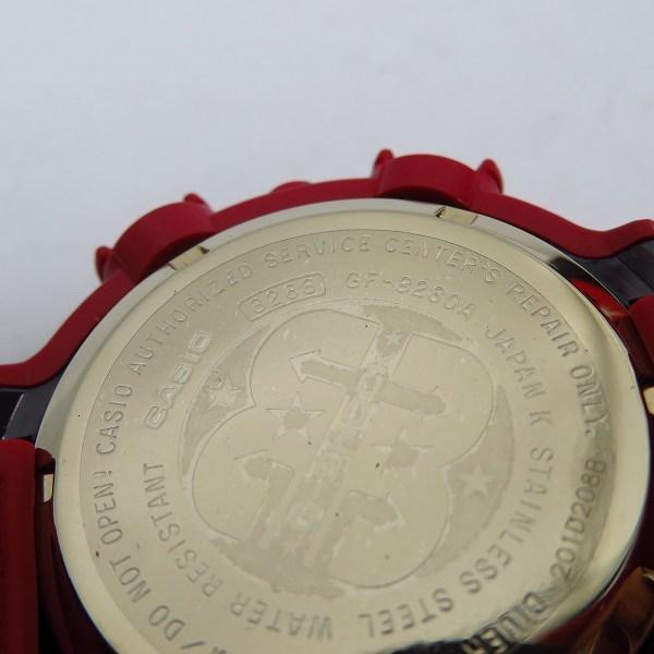 G-SHOCK/Gショック FROGMAN/フロッグマン 30周年記念モデル ライジングレッド タフソーラー GF-8230A-4JR /000_画像4