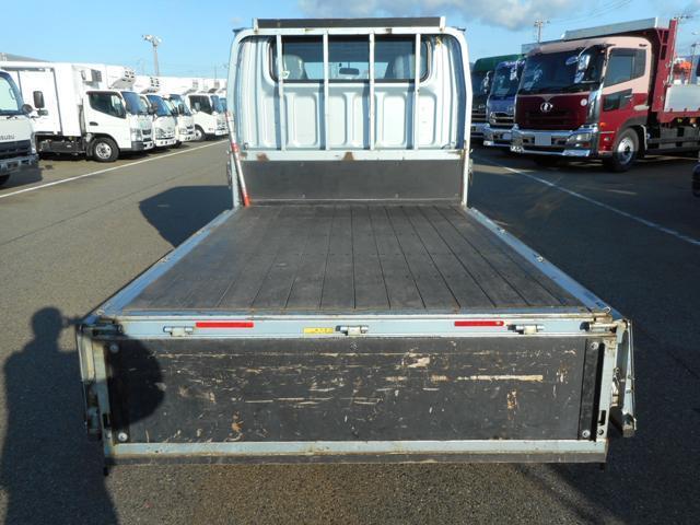 H25 三菱ふそう キャンター 6人乗りWキャブ 最大積載1450kg フルタイム4WD デュオニック ターボ車 車検付 #K7228_画像3
