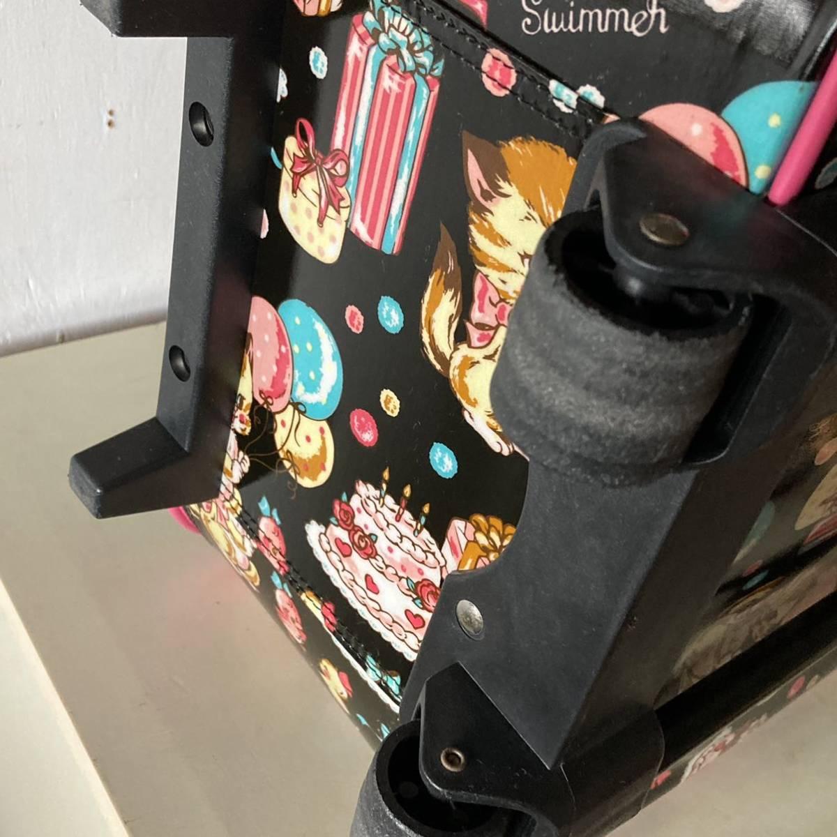 SWIMMER キャリーバッグ スイマー トランク スーツケース トラベル 旅行カバン _画像10
