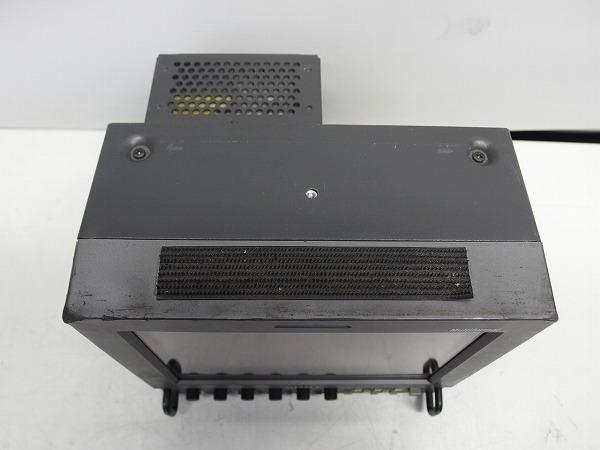 SONY LMD-9050 8.4型ビデオモニタ HD-SDI/コンポーネント/コンポジット 動作品 本体割れあり *279415_画像3
