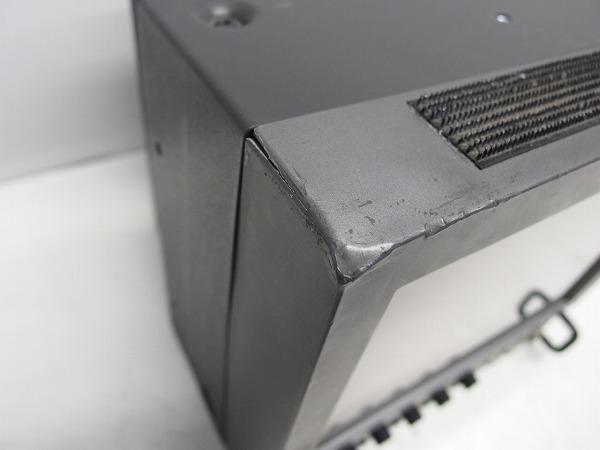 SONY LMD-9050 8.4型ビデオモニタ HD-SDI/コンポーネント/コンポジット 動作品 本体割れあり *279415_画像4