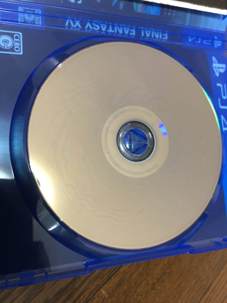 PS4 PS4ソフト ファイナルファンタジーXV