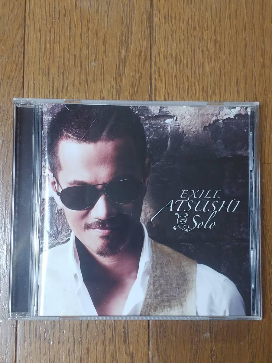 EXILE ATSUSHI solo CD 美品 帯付き_画像1