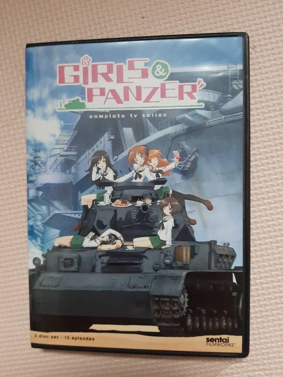 Girls Und Panzer: TV Collection アメリカ版