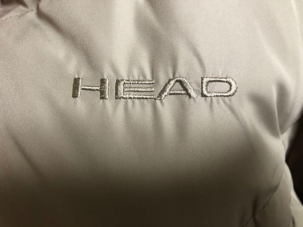 ダウンコート ダウンジャケット HEAD ヘッド ダウン70% フェザー30%