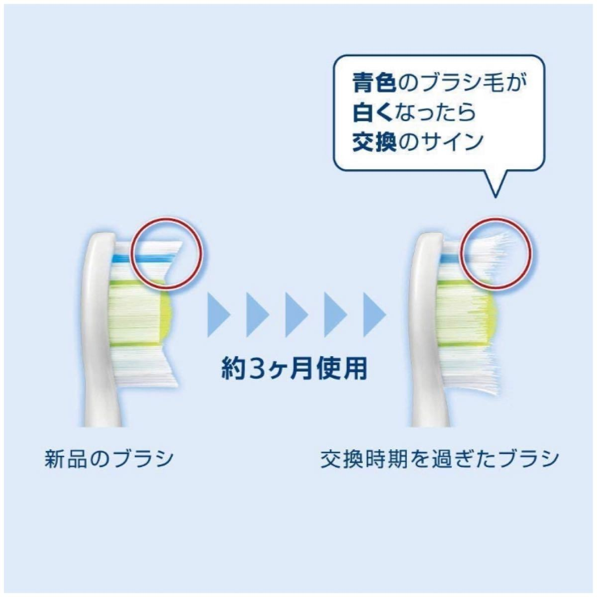 国内正規品 ソニッケアー ホワイトプラス(旧ダイヤモンドクリーン)コンパクト2本