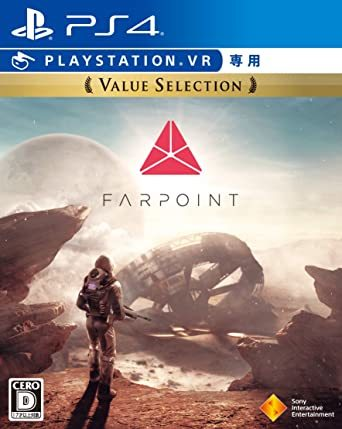 【PS4】Farpoint Value Selection【VR専用】_画像1
