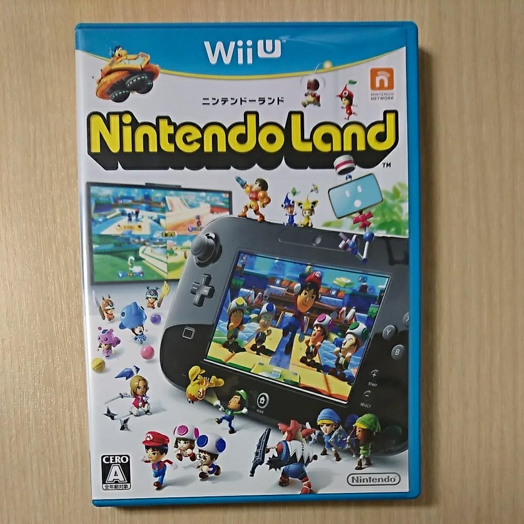 WiiU Nintendo Land ニンテンドーランド