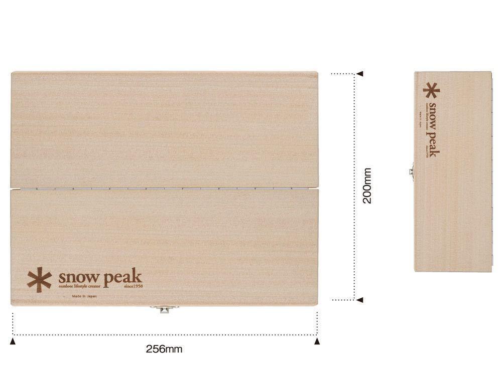 スノーピーク snow peak マナイタセット M CS-207