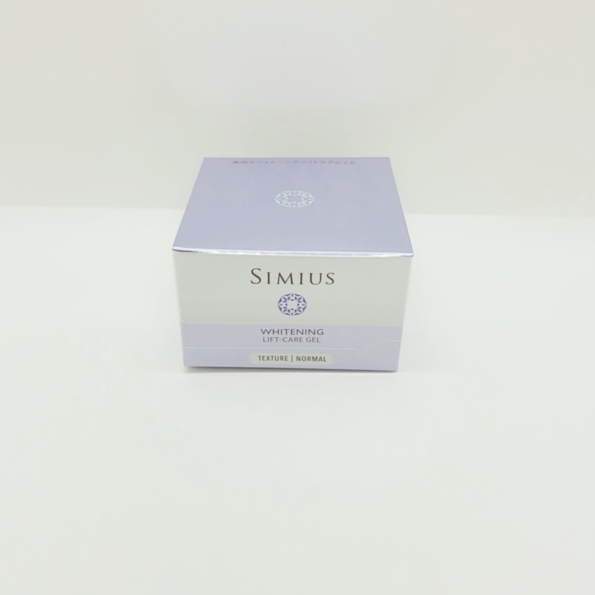 シミウス 薬用ホワイトニング リフトケアジェル《保湿ジェルクリーム》 60g