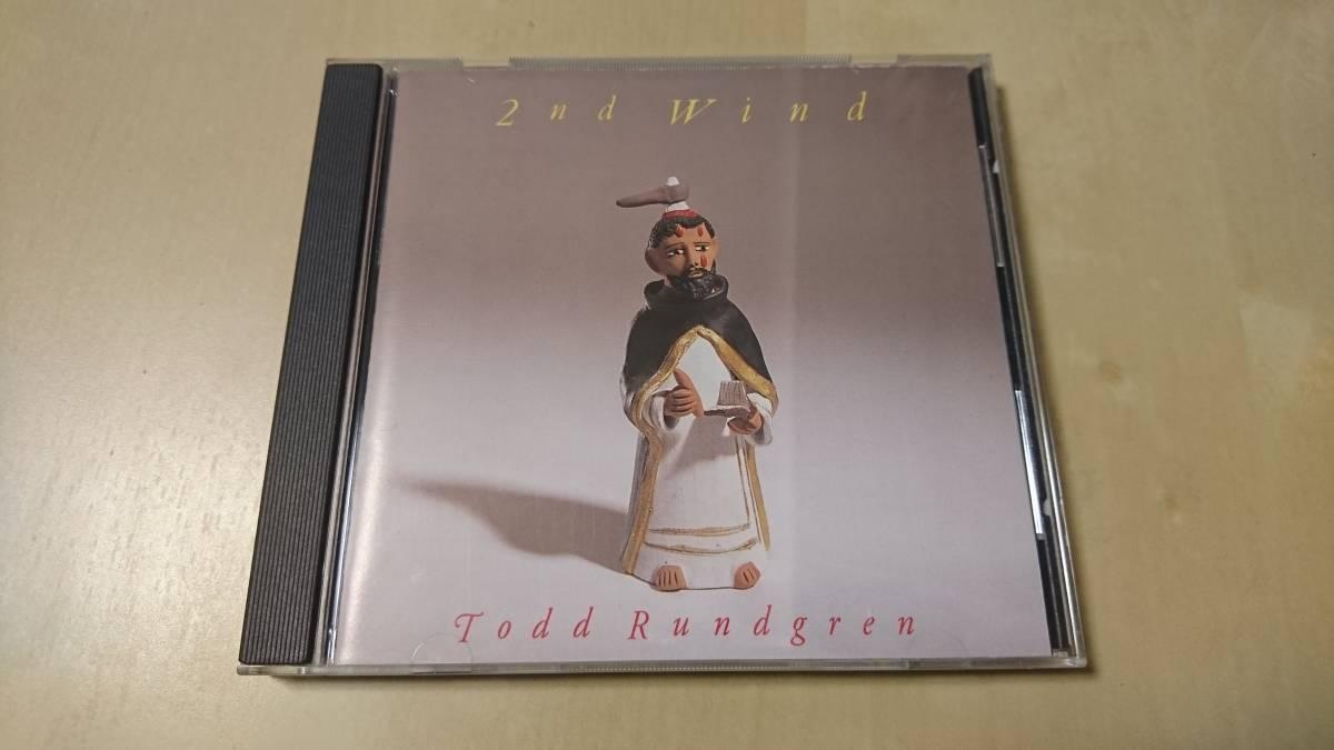 TODD RUNDGREN トッド・ラングレン『2nd Wind』
