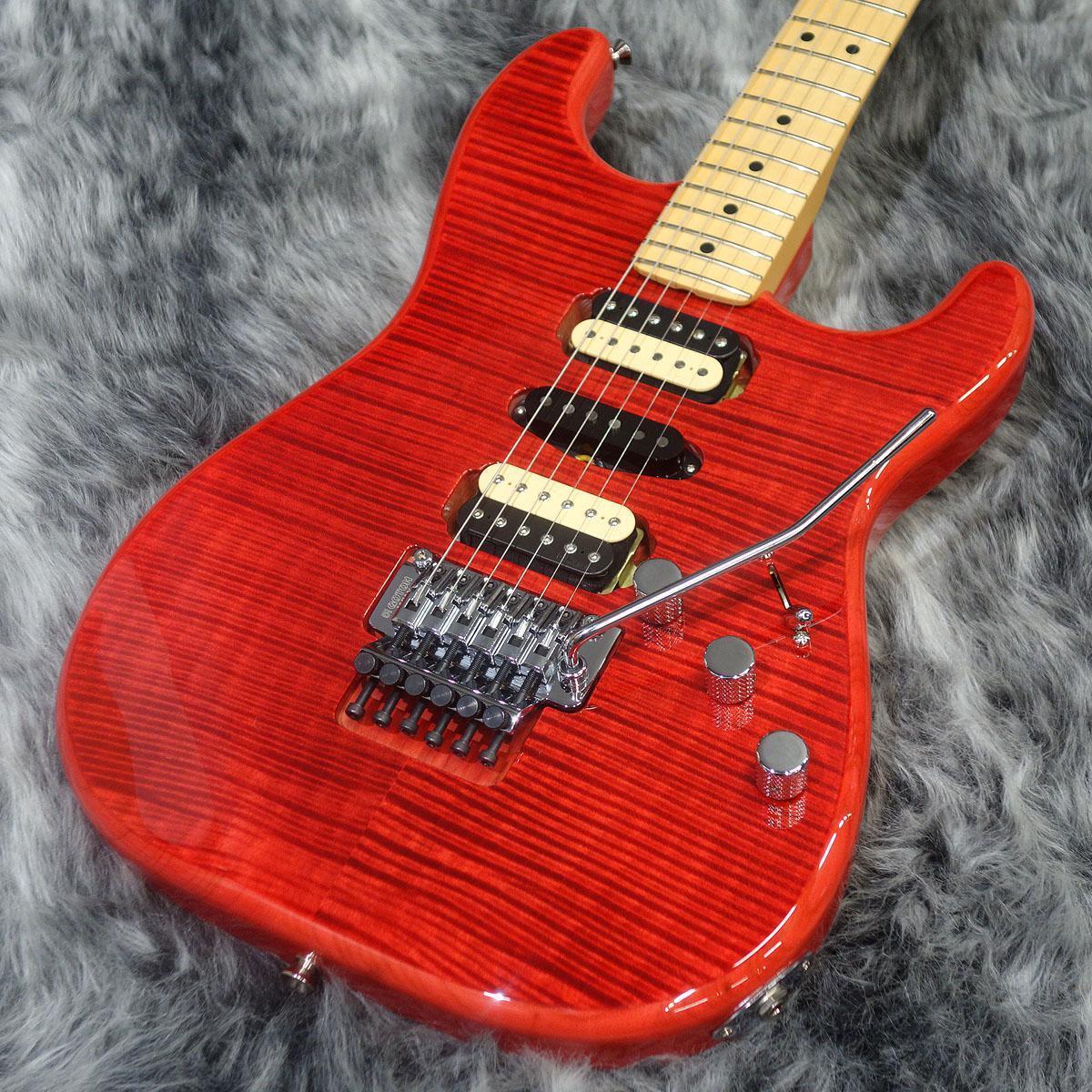 新品 Fender Japan Michiya Haruhata Stratocaster Trans Pink JD20019293
