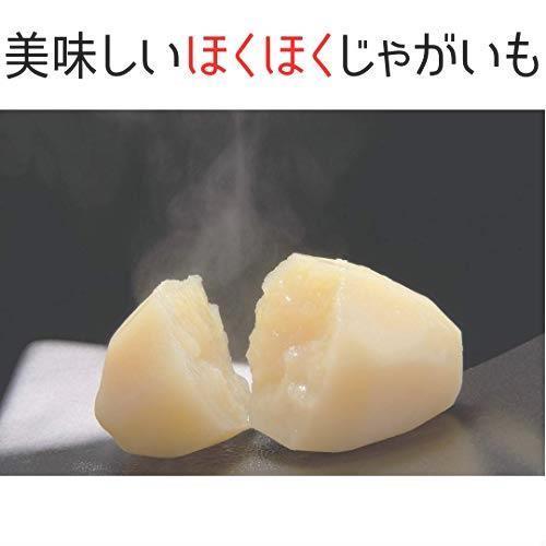 送料無料 カドウフーズ レトルト じゃがいも もうゆでちゃった 6個入×10パック / 北海道 無添加 BBQ 非常食 野菜_画像7