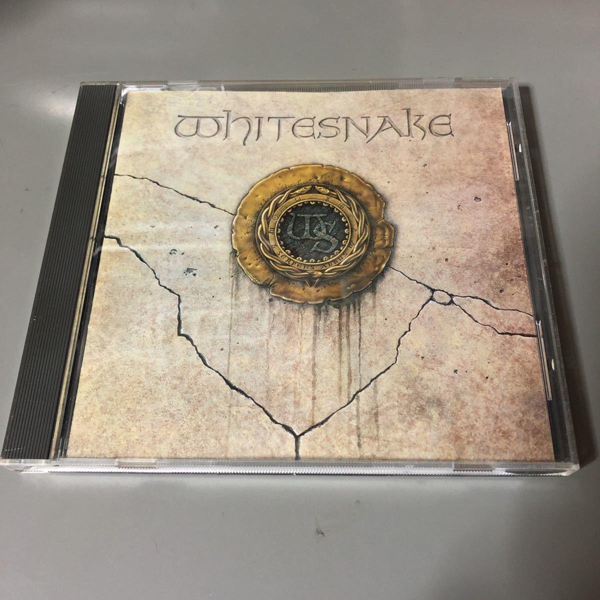 ホワイトスネイク WHITESNAKE USA 盤CD