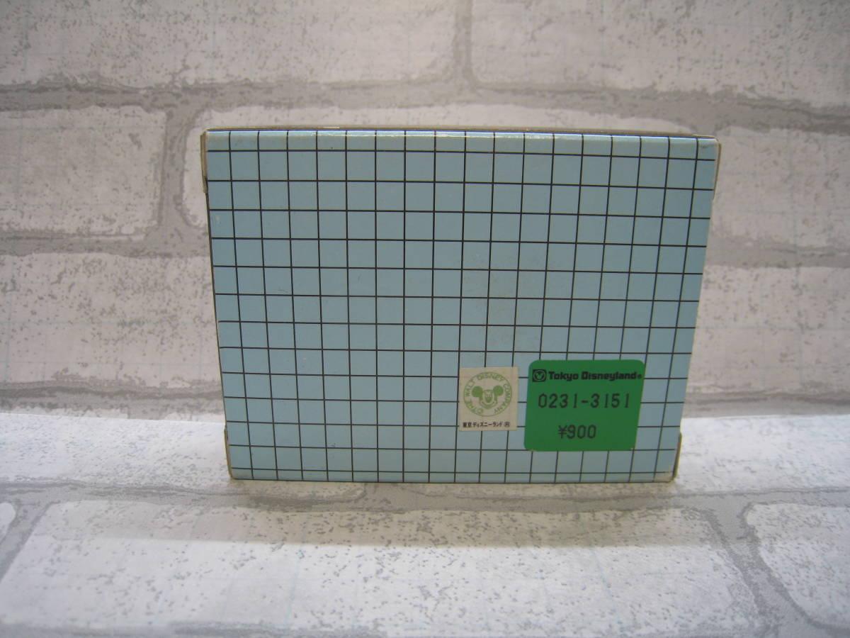 未開封 東京ディズニーランド 初期頃 ペンスタンド ペン立て 置物 ミッキーマウス TDL 箱付_画像7