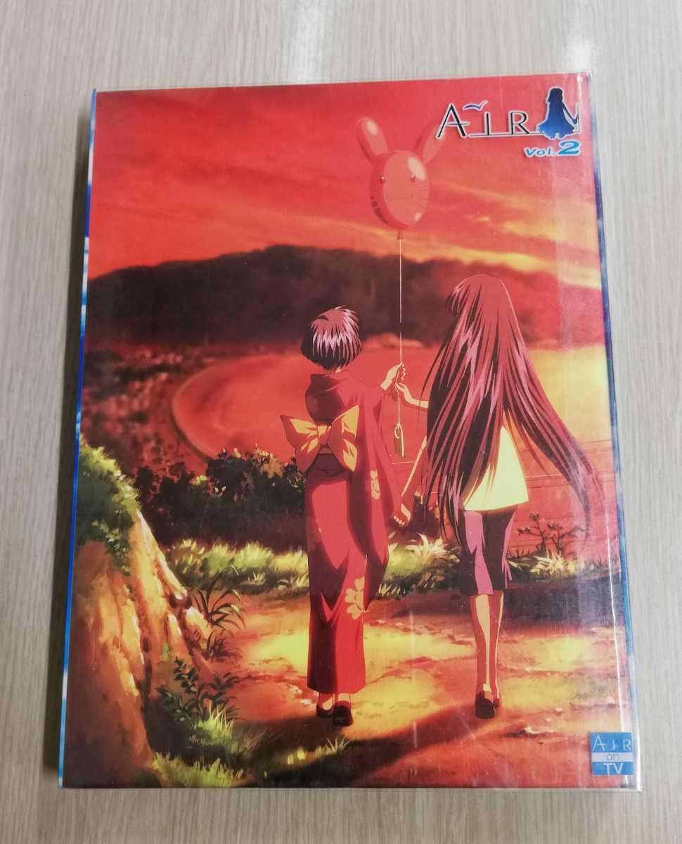 「AIR(vol.2)」DVD
