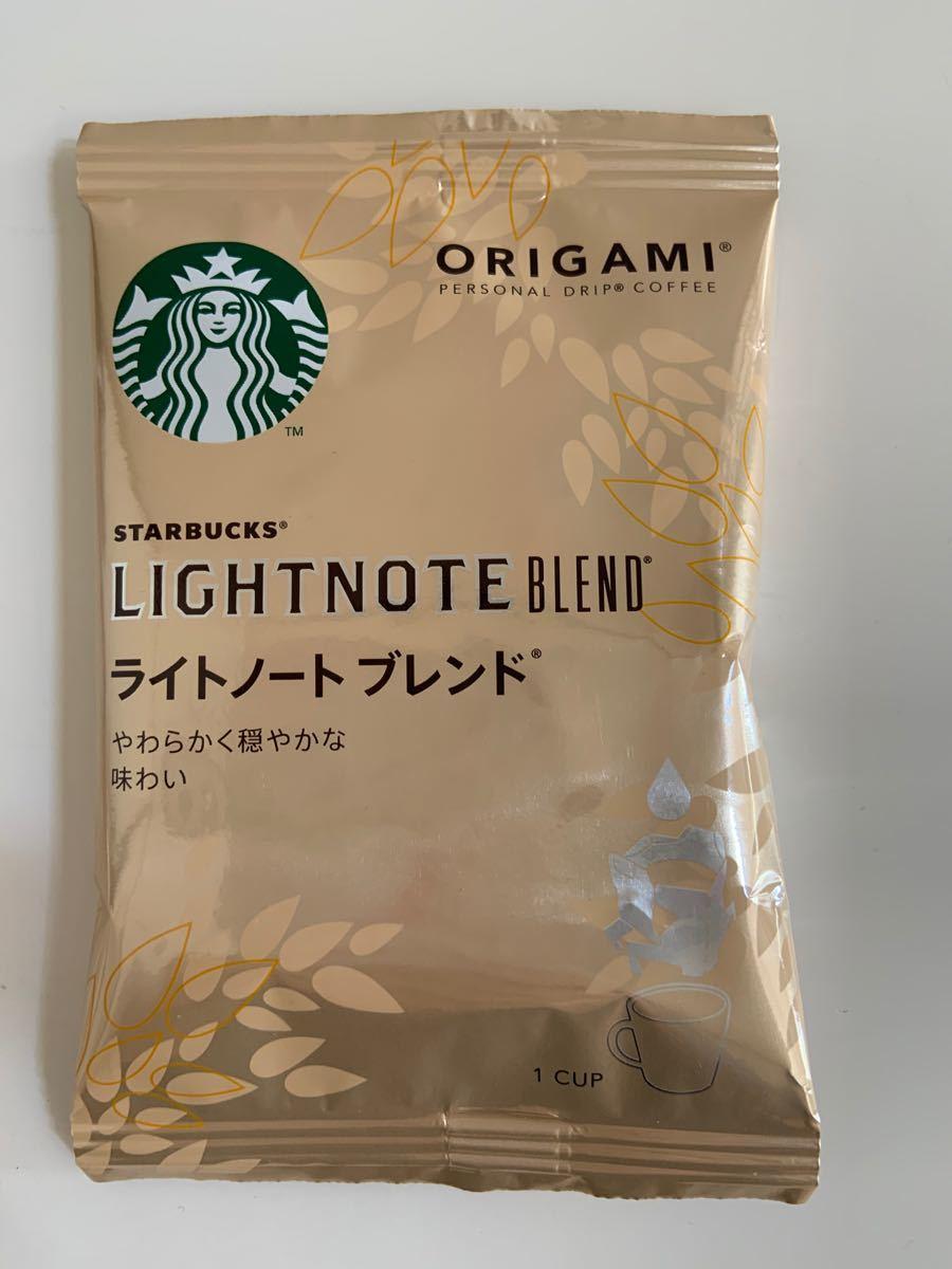 スターバックス ドリップコーヒー5杯分 スターバックスオリガミ