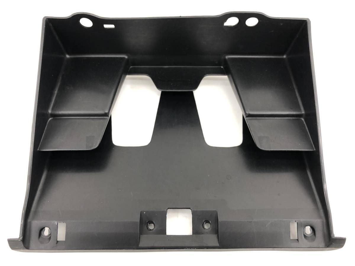 _b44997 スズキ アルトワークス ie/s Fリミテッド E-HB11S グローブボックス 助手席側 ふた 蓋 上 トリム カバー 内装 D02 HA11S HA21S_画像4