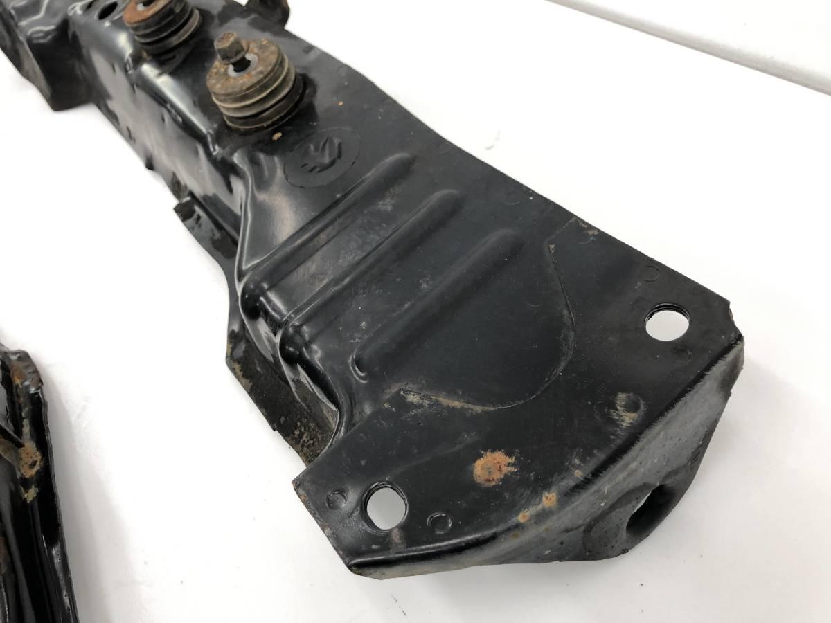 _b44997 スズキ アルトワークス ie/s Fリミテッド E-HB11S フロント サスペンションメンバー クロス エンジン F6A HA11S HA21S HB21S_画像2