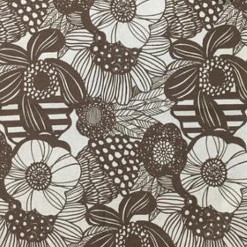 コットンこばやし アートフラワー  綿麻 キャンバス  約106×50cm