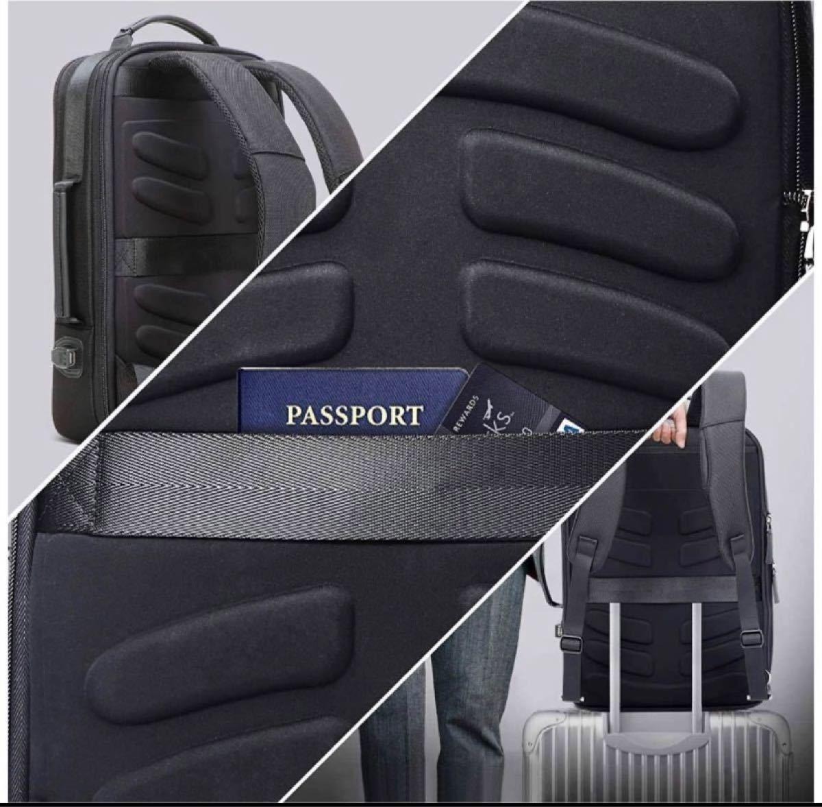 リュック メンズ 2wayビジネスリュック防水バックパック USB充電ポート搭載