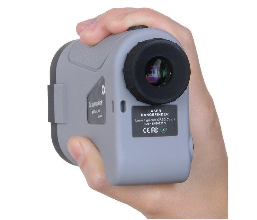 ゴルフ 距離計 距離計測器 距離計測器レーザ 660yd対応 光学6倍望遠 IPX5防水 高低差機能 ゴルフ 4測定機能_画像3