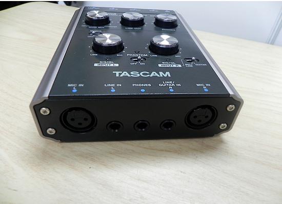 タスカム USB 2.0 オーディオ/MIDIインターフェース US-144MKⅡ TASCAM _画像3