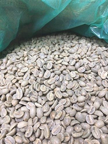 送料無料・ 松屋珈琲 コーヒー生豆 パプアニューギニア エリンバリ GOLD 1kg_画像4