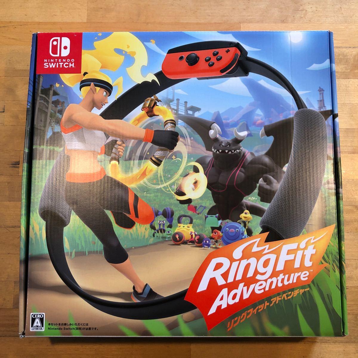 Nintendo Switch リグフィットアドベンチャー