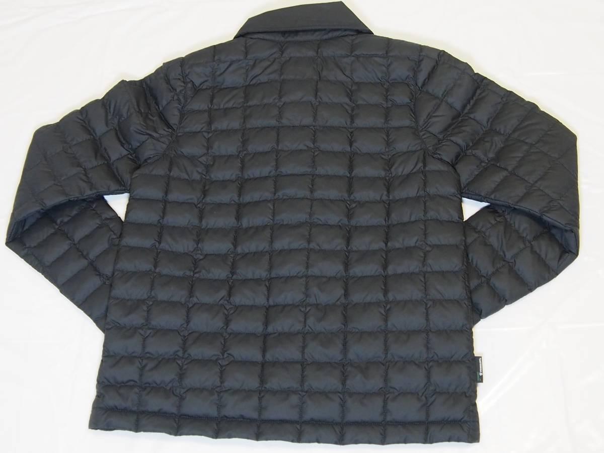 【USA購入、未使用タグ付】ノースフェイス レディース ジャケット XS ブラック The North Face ThermoBall Eco Snap Jacket_画像3