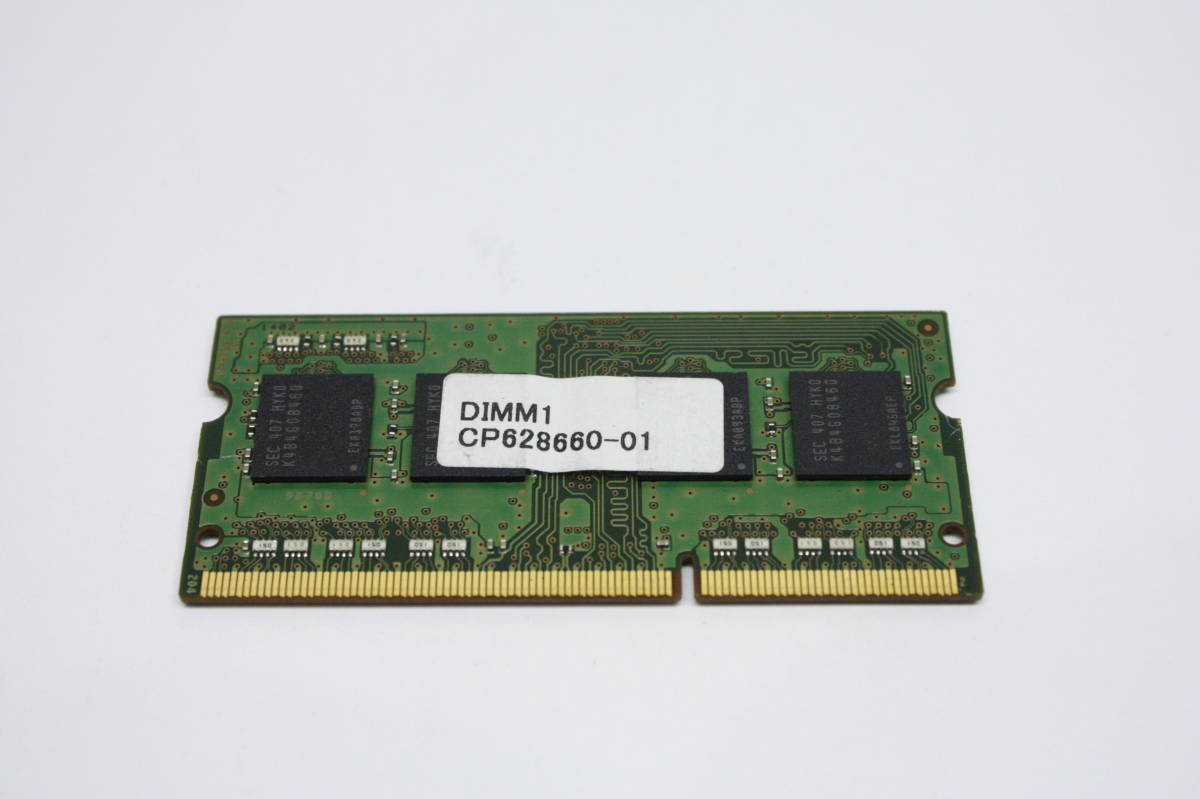 z1800 samsung PC3L-12800S notebook for memory 4GB