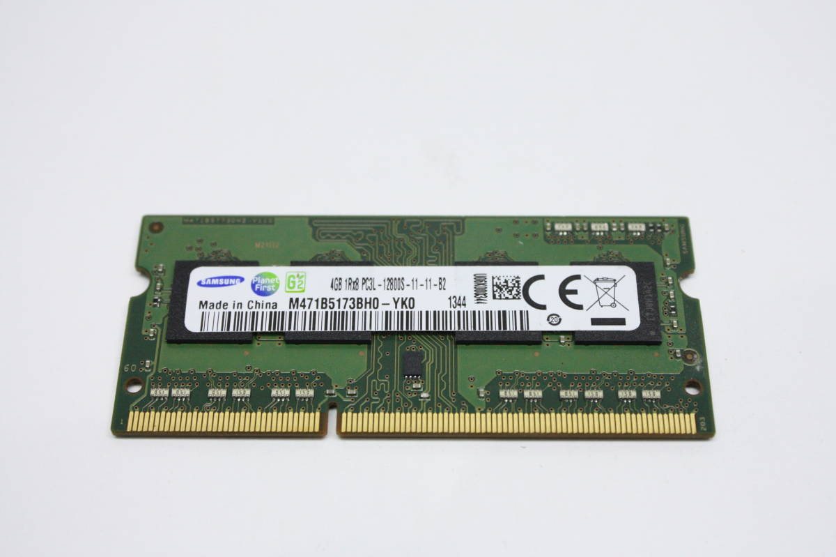 z1802 samsung PC3L-12800S notebook for memory 4GB