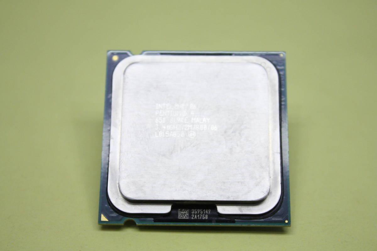 z1841 INTEL PENTIUM 4 651 SL9KE 3.40GHZ/2M/800