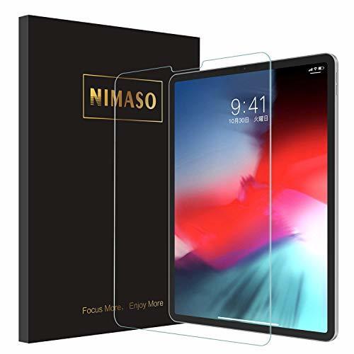 12.9 inch 【ガイド枠付き】 Nimaso iPad Pro 12.9 フィルム(2020 第4世代 / 2018 第3_画像1