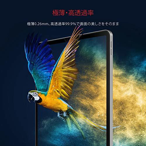 12.9 inch 【ガイド枠付き】 Nimaso iPad Pro 12.9 フィルム(2020 第4世代 / 2018 第3_画像6