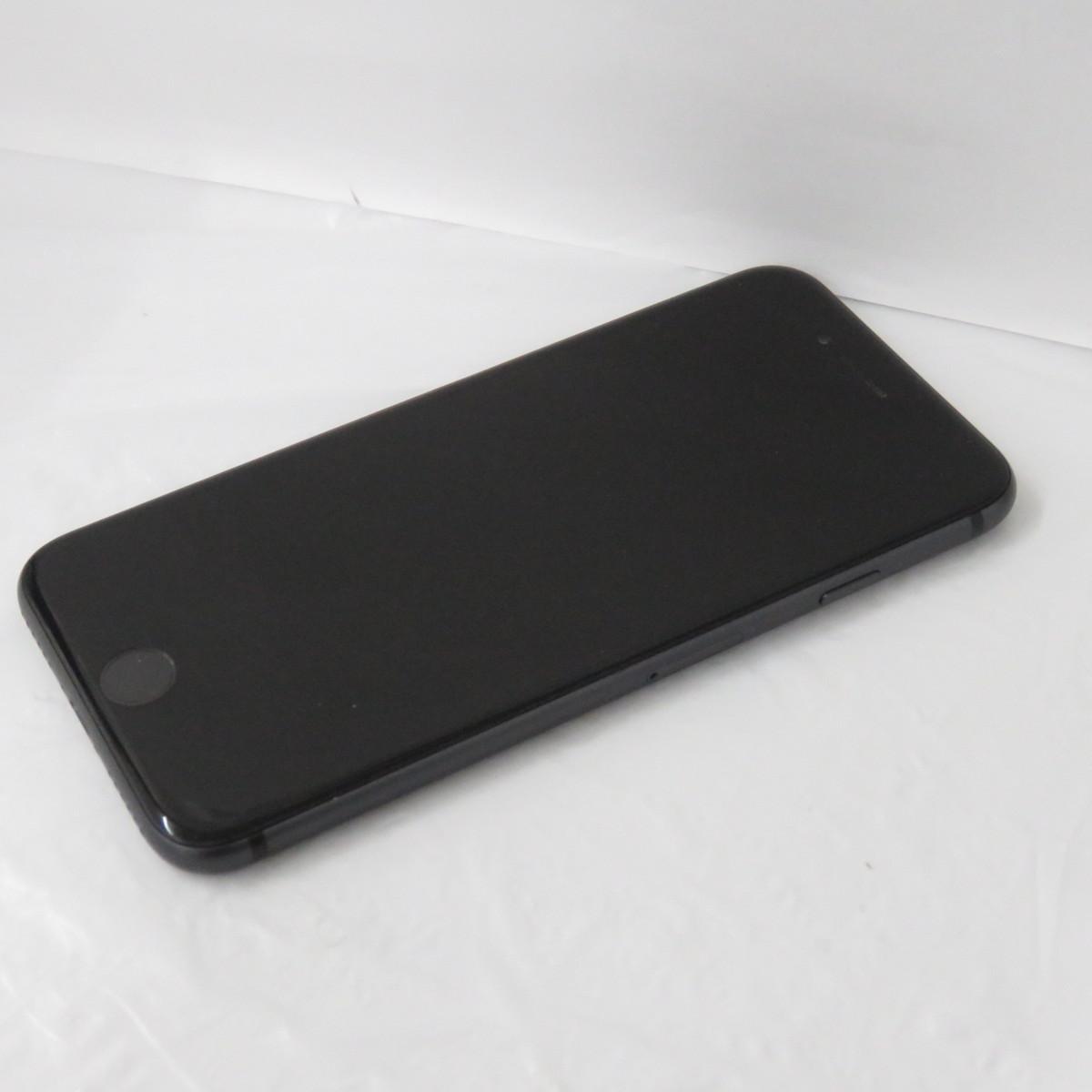 1円~【中古品】au エーユー スマートフォン Apple iPhone 8 64GB MQ782J/A スペースグレイ 判定○ ※SIMロック解除済み 991110931