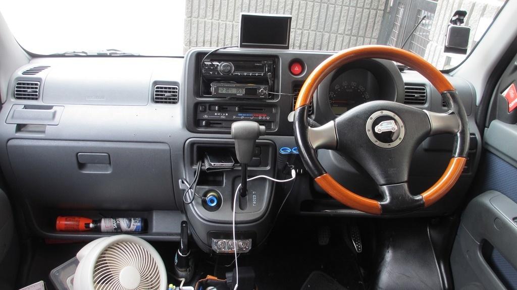 「ダイハツ ハイゼットカーゴスペシャル装備充実 4WD 車検令和4年8月29日」の画像1