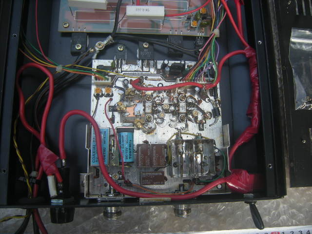 スカイハンター VP-50 UHFブースター+DC,DC内蔵 ジャンク。_画像7