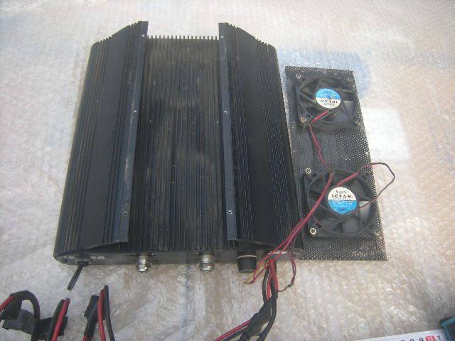 スカイハンター VP-50 UHFブースター+DC,DC内蔵 ジャンク。_画像8