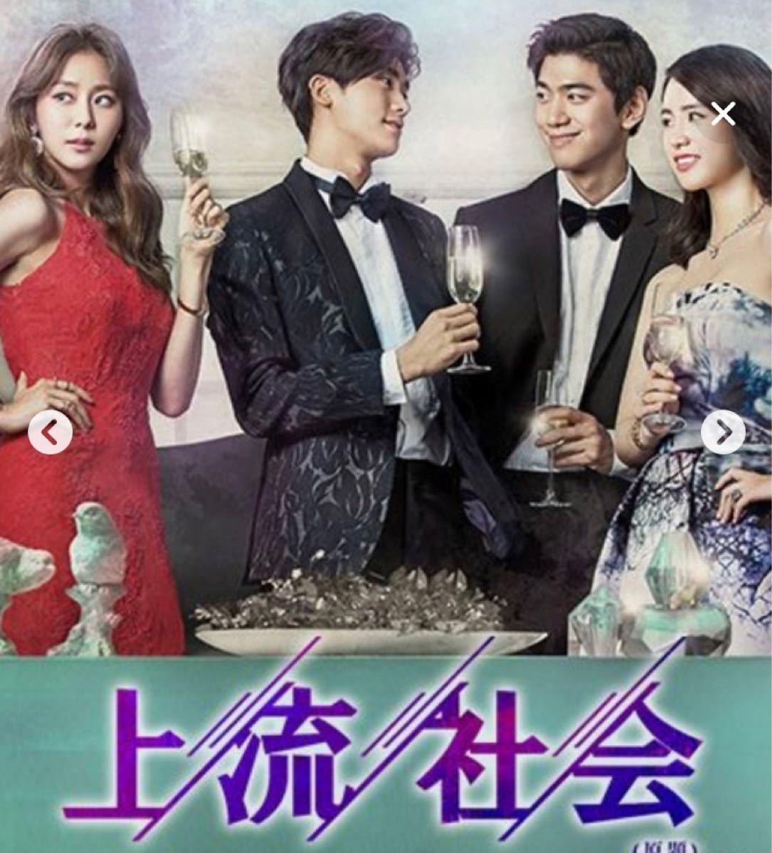 韓国ドラマ DVD 上流社会